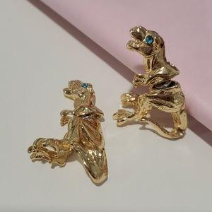⭐2 For $20⭐ Dinosaur Earrings!!!